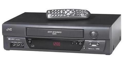 Esto era un VHS