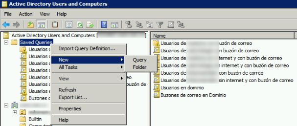 Active Directory - Query